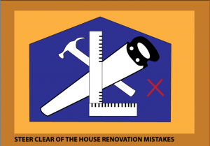 Zack Childress-Steer Clear of the House Renovation Mistakes
