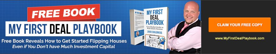 Zack childress-My first deal Playbook
